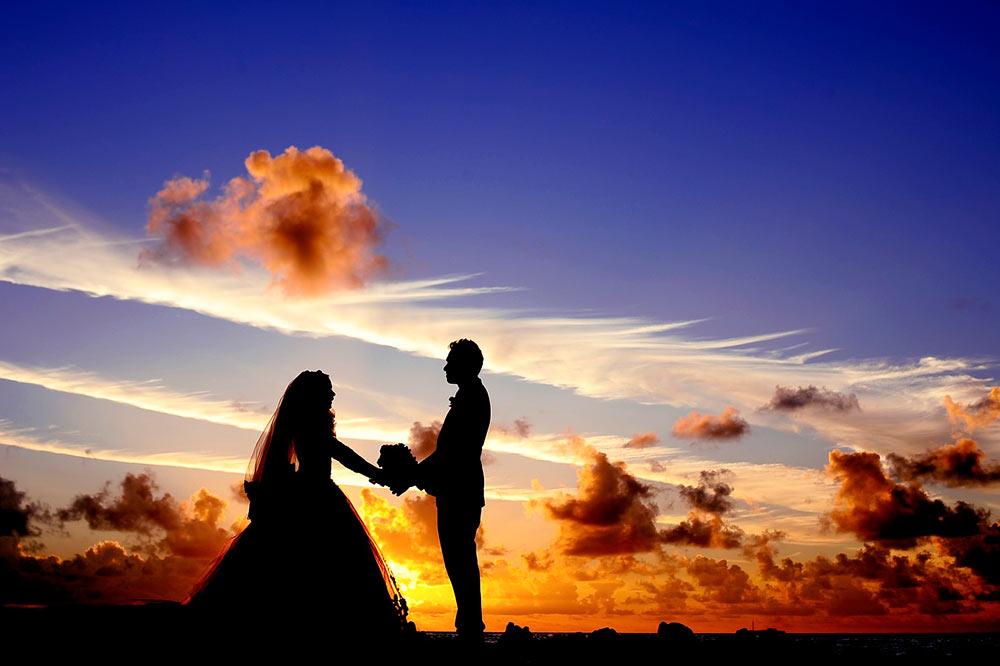 Escenarios originales para un reportaje fotográfico de boda
